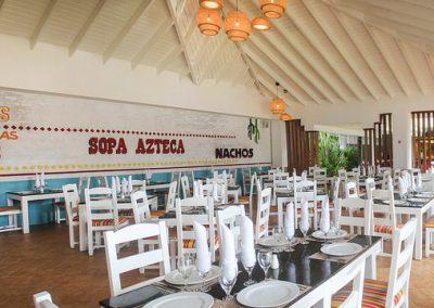 "Restaurant ""Viva Mexico"" at Viva Wyndham Tangerine"