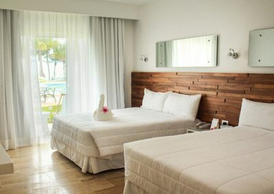 Superior Ocean View Room at Viva Wyndham Tangerine