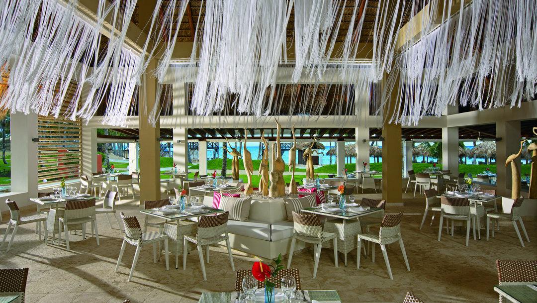 Restaurant at Breathless Hotel