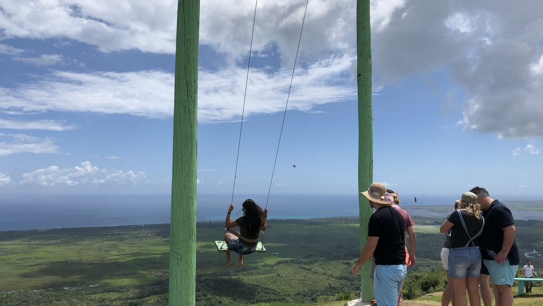 Incentive Trip in the Dominican Republic - Moountain Top in Punta Cana