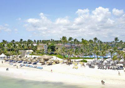 Ocean Blue & Sand Punta Cana - Aerial View