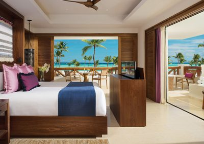 Secrets Cap Cana - Master Suite Corner Bedroom