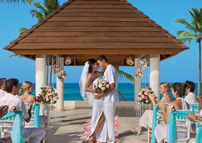 Secrets Royal Beach - Wedding Gazebo Terrace