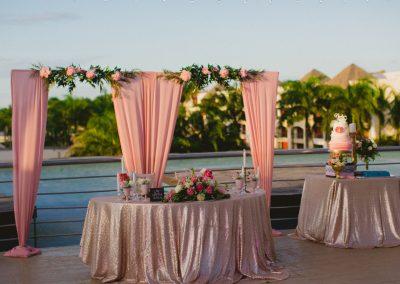 Private Dinner Reception at Hard Rock Hotel & Casino Punta Cana