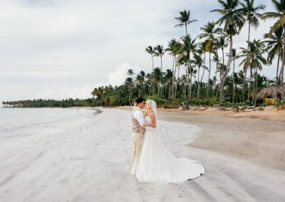 Destination Wedding in Las Terrenas