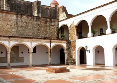 Historic Patio
