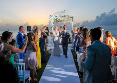 Luxury wedding in the Dominican Republic
