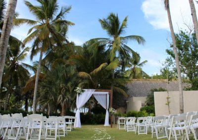 Destination wedding in the Dominican Republic