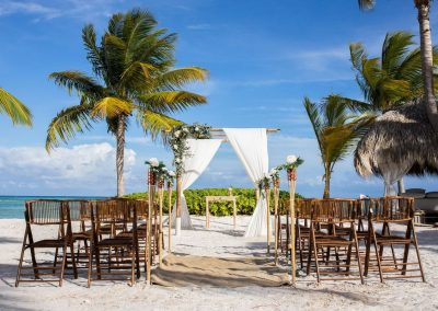Destination wedding in the Caribbean - Secrets Cap Cana (Adults Only), Punta Cana