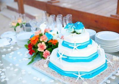 Wedding Reception in the Dominican Republic