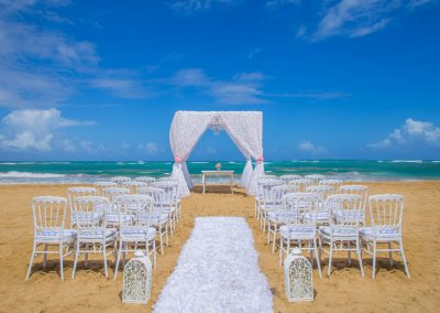 Destination wedding ceremony in the Caribbean - Le Sivory Boutique Hotel, Punta Cana