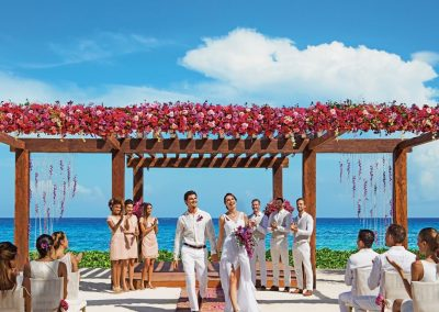 Destination wedding in the Caribbean – Now Onyx, Punta Cana