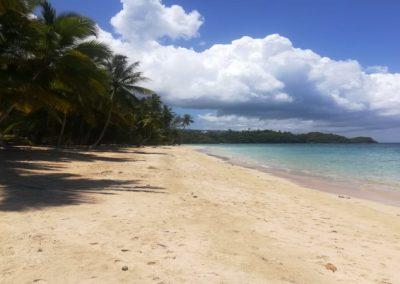 Beach in Las Terrenas