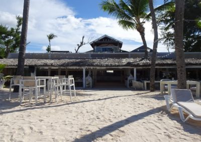 Beach Club in Punta Cana
