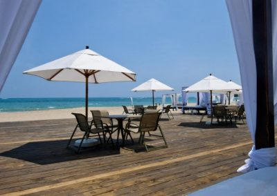Beachfront Restaurant 1