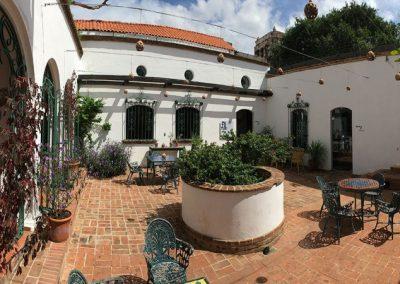 Colonial Café in Santo Domingo