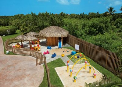 Playground Explorers Club at the all inclusive hotel Now Larimar in Punta Cana, Dominican Republic