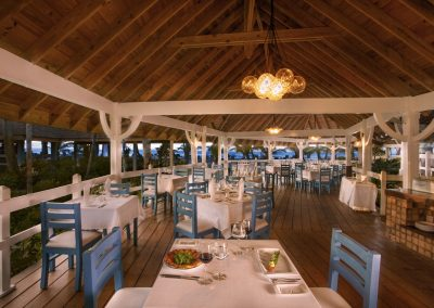 Specialty restaurant at the all-inclusive hotel Viva Wyndham V Samana (Adults Only) in Las Terrenas, Dominican Republic