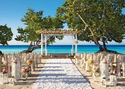 Destination wedding in the Caribbean – Dreams Dominicus La Romana, Bayahibe
