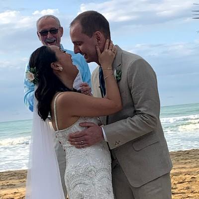 Destination Wedding of Jeanne & Mark