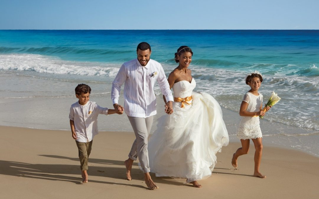 5 Family-Friendly All-Inclusive Hotels for Your Caribbean Destination Wedding in Punta Cana